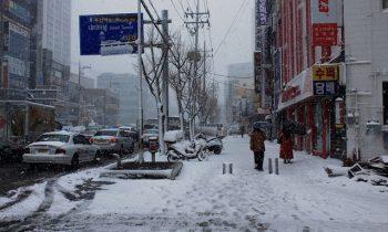Những điều cần lưu ý khi đi du lịch Busan vào mùa đông