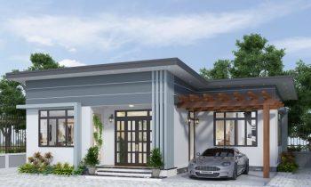 Tìm hiểu về cách thiết kế nhà đẹp mái thái