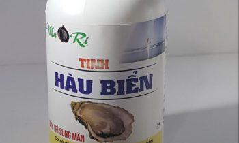 Tác dụng của tinh hàu biển đối với sức khỏe sinh lý nam giới